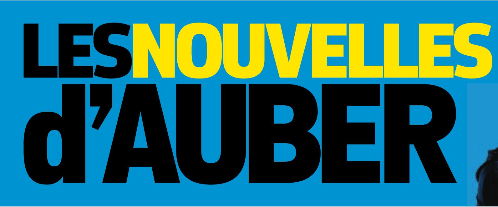 Nouvelles d'Auber n°4